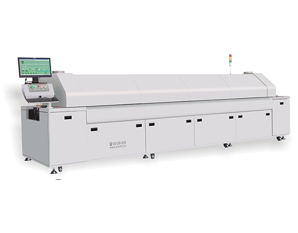 Lead-free reflow oven